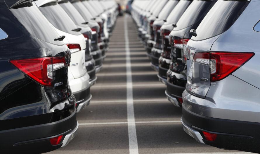 Какие новые автомобили покупали украинцы в феврале