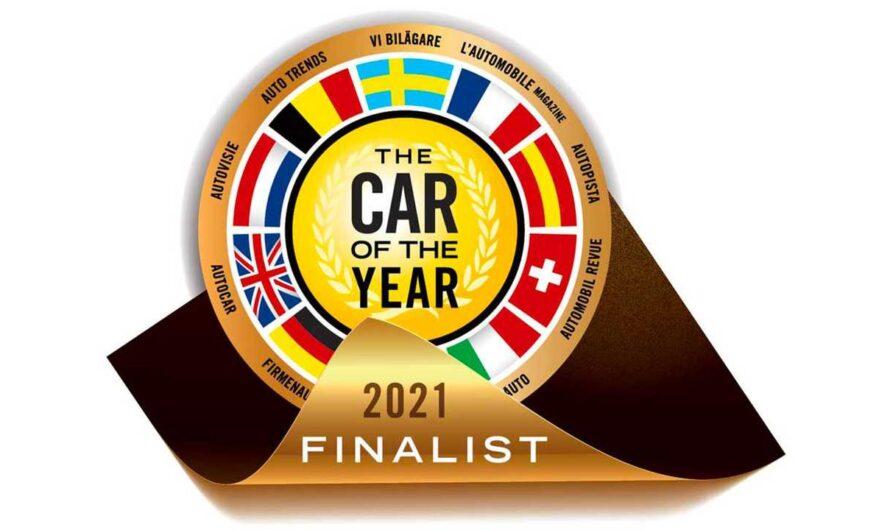 Назван лучший автомобиль 2021 года в Европе