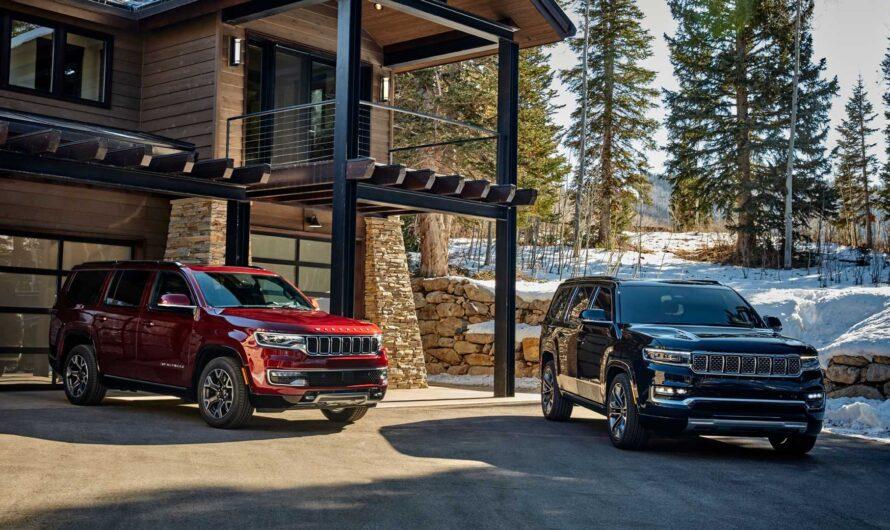 Самый крутой Jeep бросит вызов Cadillac Escalade и Mercedes GLS