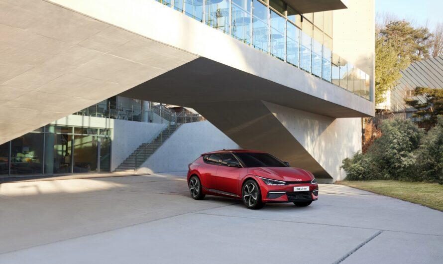 Новый электрокар Kia удивил разгоном как у Tesla и Porsche Taycan
