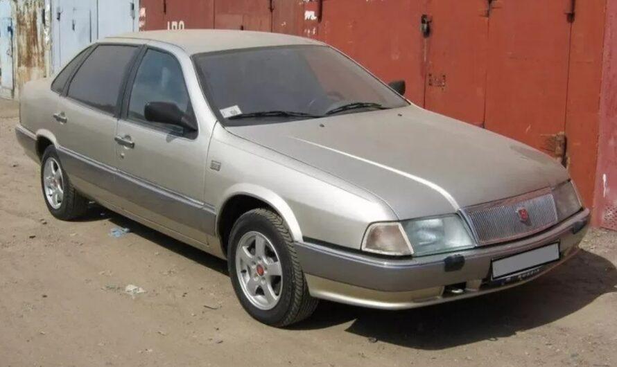В Украине обнаружили забытый автомобиль времен перестройки (фото)