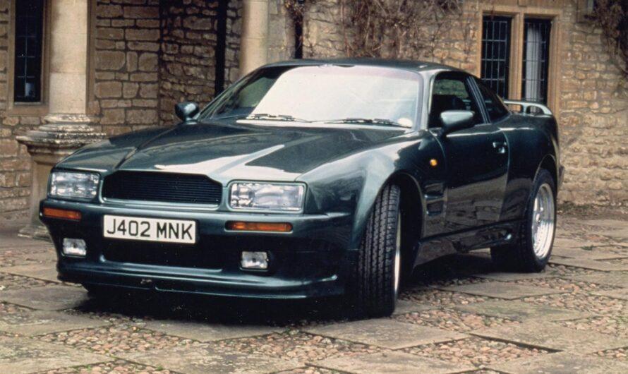 Что общего у роскошного Aston Martin Virage и массовой Audi 200