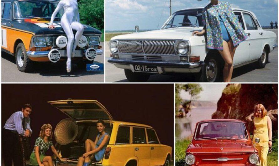 Реклама ЗАЗ и других советских автомобилей в СССР и за рубежом (фото)