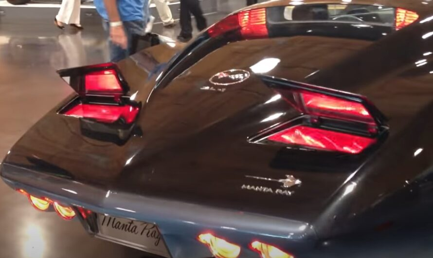 Самые необычные задние фонари в истории автопрома (видео)