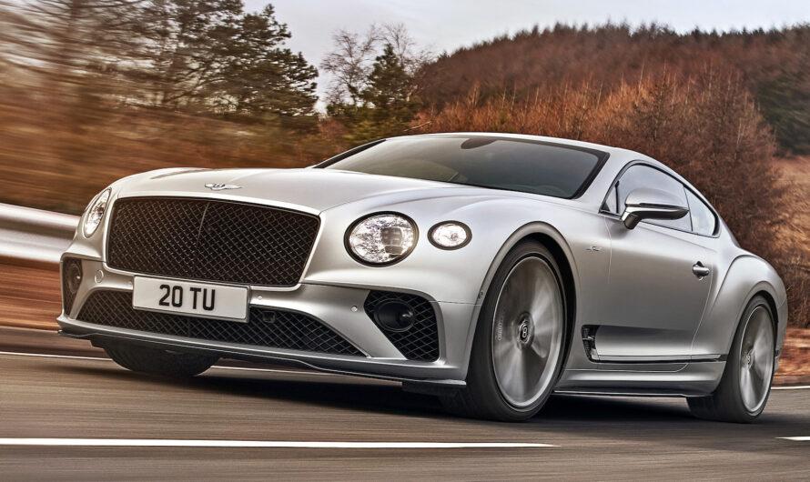Представлен самый быстрый и самый роскошный Bentley для олигархов