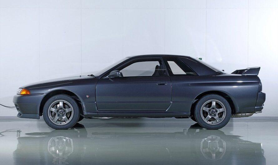 Японцы занялись перевыпуском классического Nissan Skyline (видео)