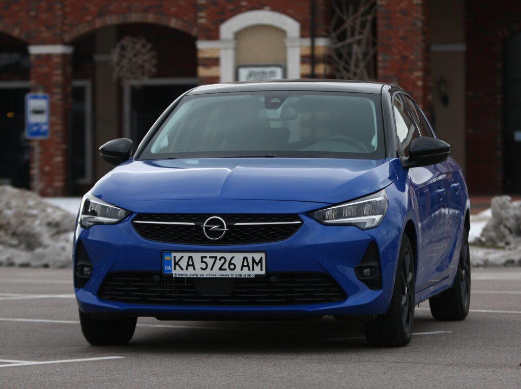 Тест-драйв Opel Corsa: большие перемены