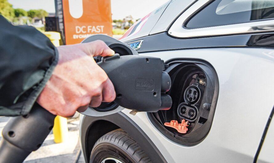 ТОП-10 cамых популярных электромобилей в Украине