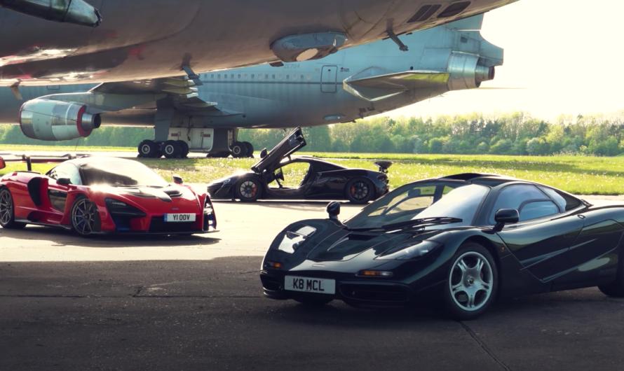 Что общего у редчайшего суперкара McLaren F1 и массового VW Corrado