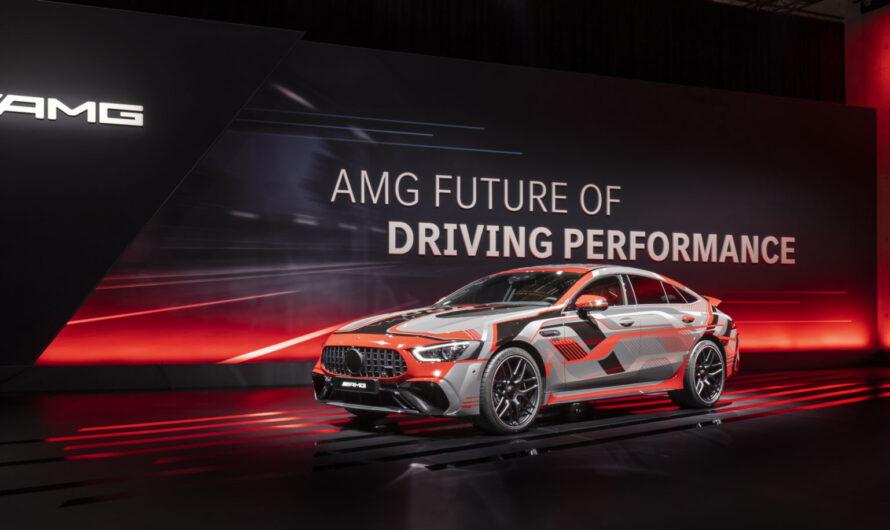 Mercedes рассекретил самые быстрые и самые экстремальные модели AMG