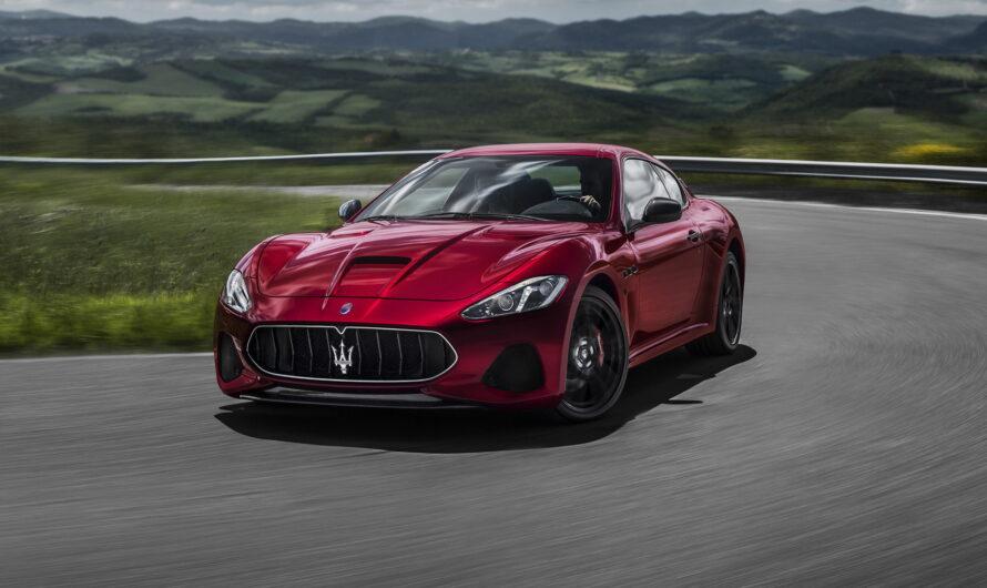 Что общего между Maserati GranTurismo и Peugeot 207 (фото)