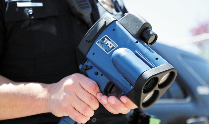 В Украине заработали новые полицейские радары TruCam