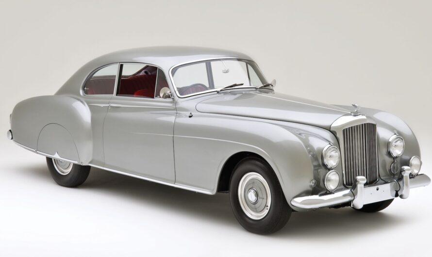 Легендарный 70-летний суперкар Bentley вернут в производство