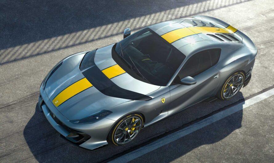Самый экстремальный суперкар Ferrari рассекречен на первых фото
