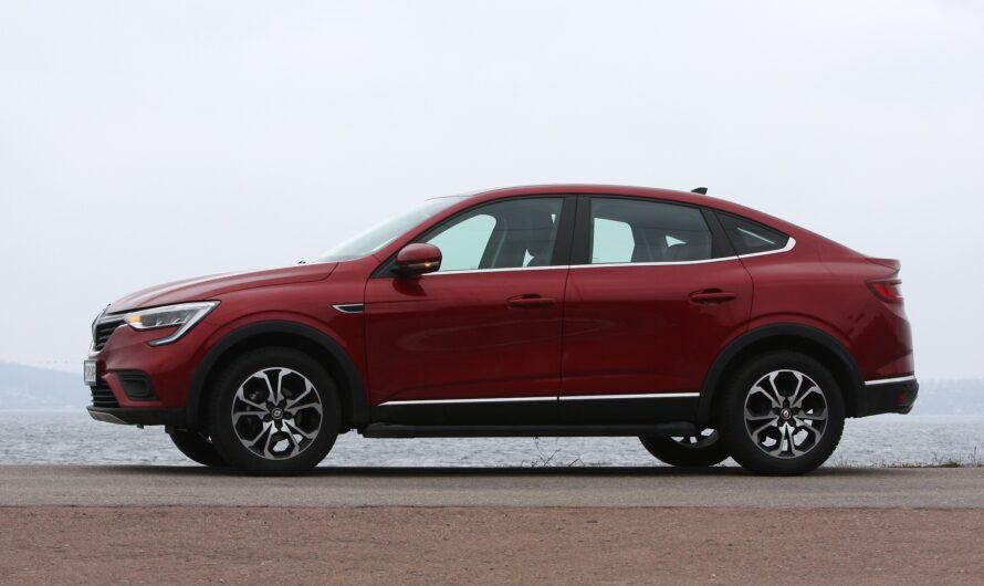 Renault Arkana турбо: тест бодрого брата Дастера