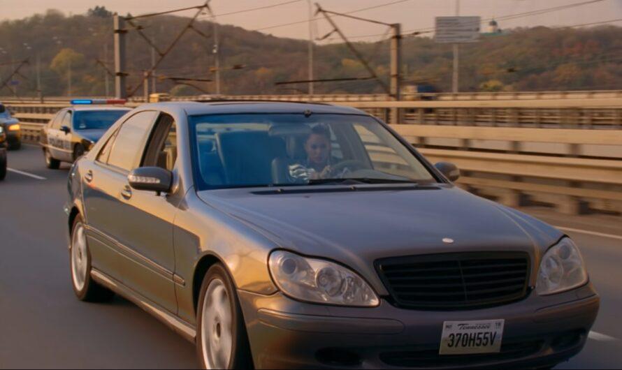 В Украине за дешево продают Mercedes известной американской поп-звезды