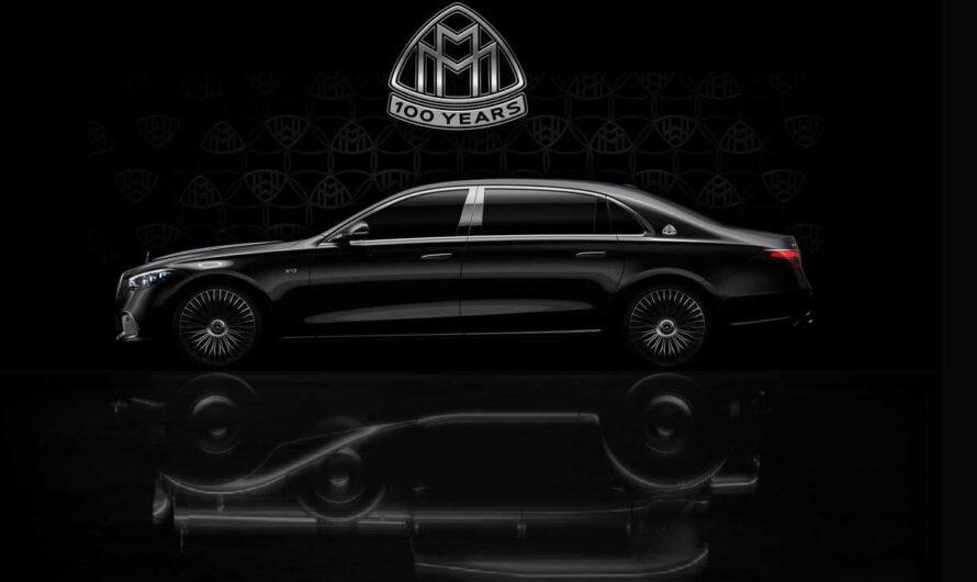 Первые фото самого дорого и роскошного Mercedes для депутатов и олигархов