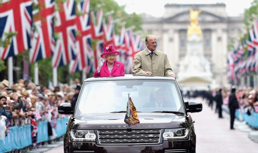 Самые крутые и необычные авто принца Филиппа (фото)