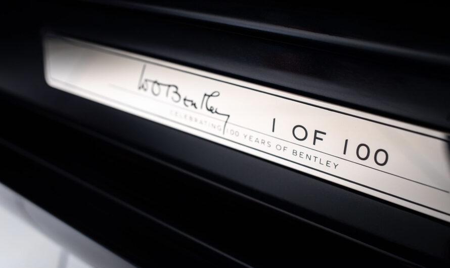 Украинец купил один из 100 юбилейных Bentley за 18 миллионов (фото)