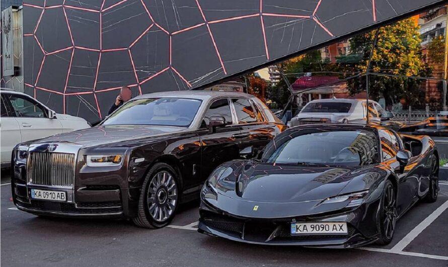 Ferrari SF90 в Украине стала лучшим суперкаром Европы
