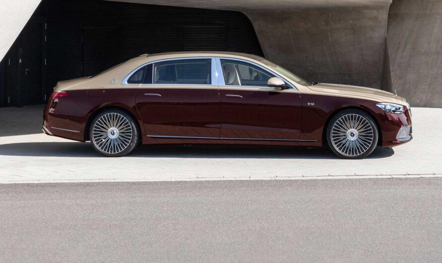 Представлен самый дорогой и самый роскошный Mercedes S-Class