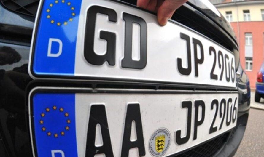 В Украине вступили в силу законы о дешевой растаможке авто на еврономерах