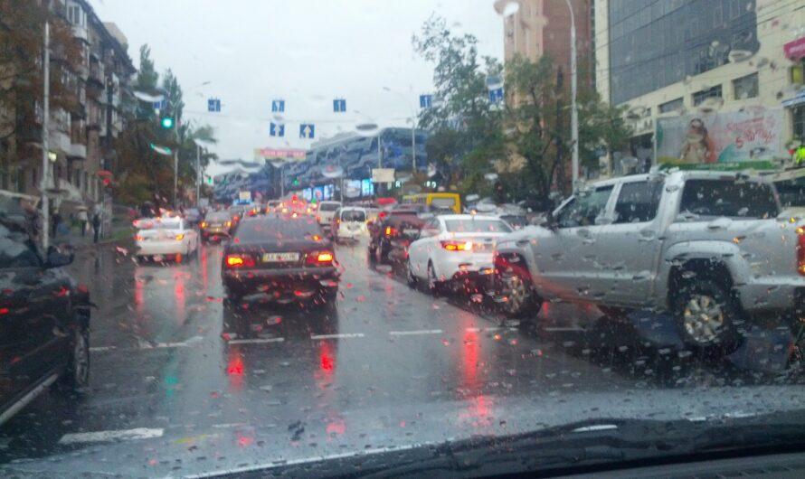 Синоптик рассказал о погоде на День Киева