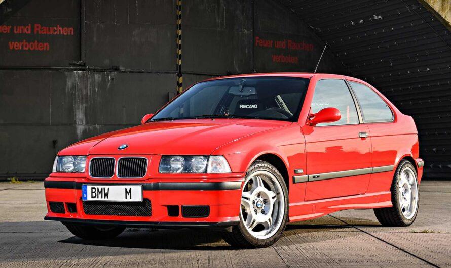 Обнаружен уникальный хэтчбек BMW M3, о котором никто не знал
