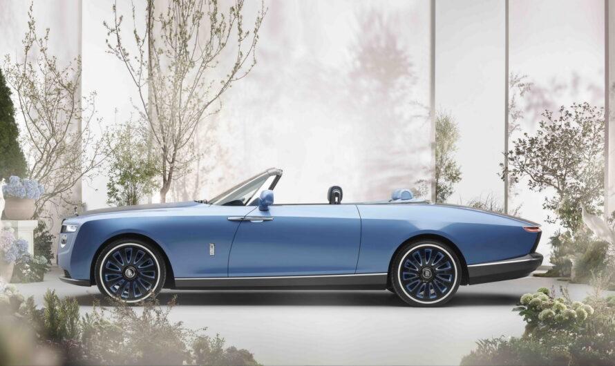 Эксклюзивный кабриолет Rolls-Royce стал самым дорогим авто в мире