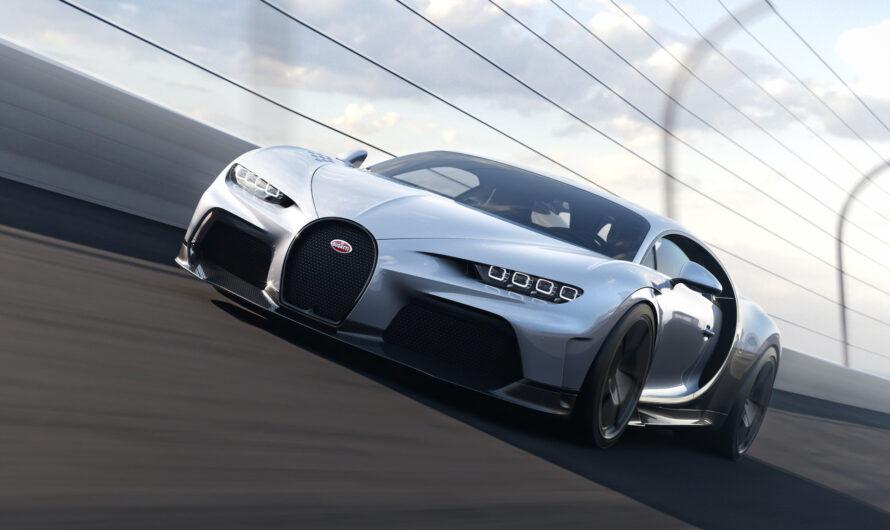Представлен самый быстрый и самый экстремальный гиперкар Bugatti