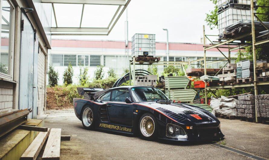 Как выглядит самый первый и самый невероятный суперкар Porsche