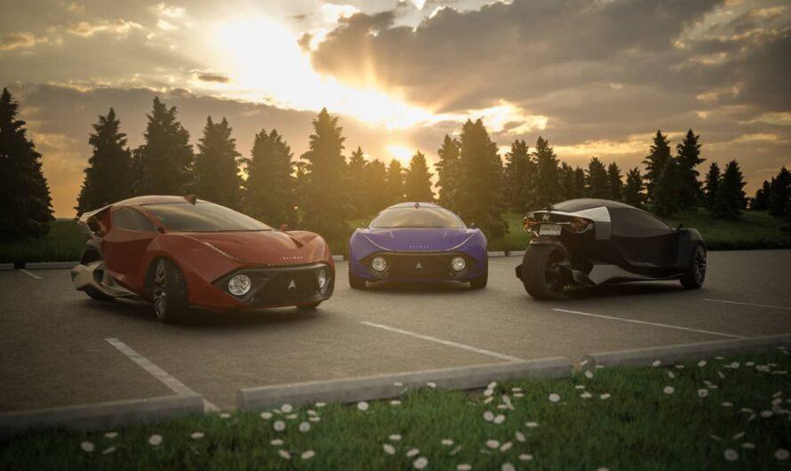 Новый канадский электромобиль сможет сам зарабатывать деньги