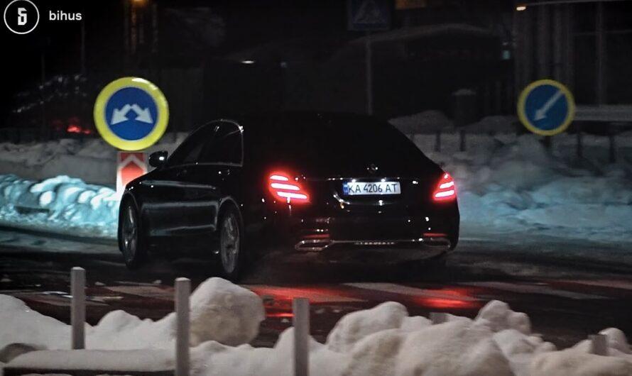 Украинских политиков уличили в использовании поддельных номеров авто
