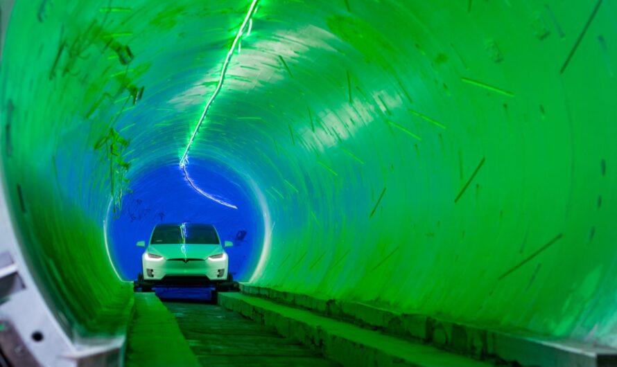 Подземный тоннель Илона Маска разочаровал первых пассажиров