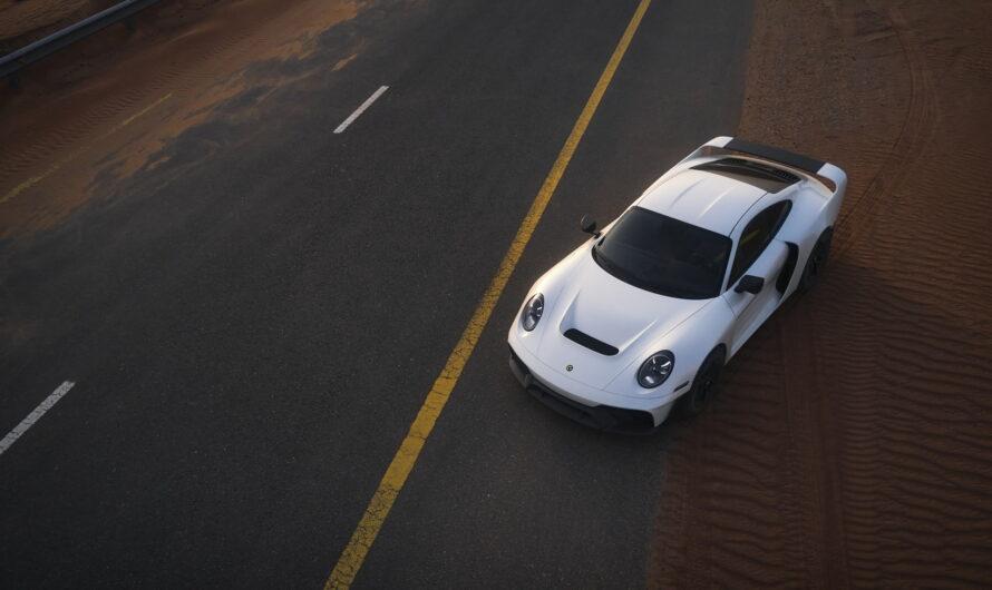 Представлен самый невероятный Porsche 911 специально для украинских дорог