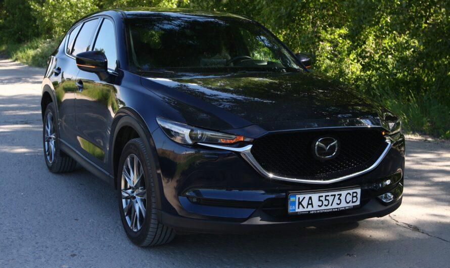 Тест-драйв Mazda CX-5 2021: кроссовер с характером