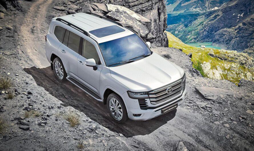 Toyota приостанавливает выпуск нового Land Cruiser 300