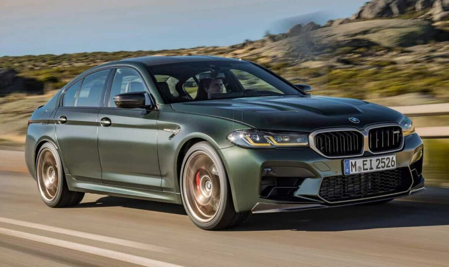 Что нужно знать о BMW M5 перед покупкой?