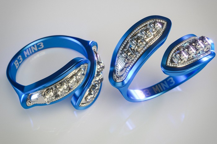 Обручальные кольца стали делать из катализаторов старых автомобилей 2