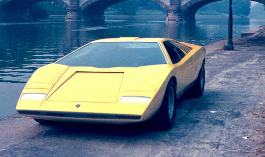 Lamborghini выпустит ретро суперкар 50-летней давности