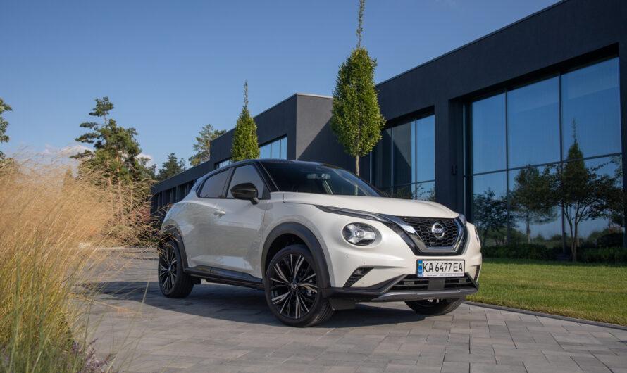Жук хитро*опый: тест нового Nissan Juke 2021 в Украине