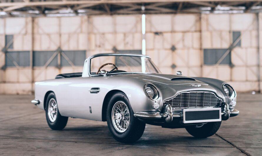 Первый электромобиль Aston Martin можно водить без прав