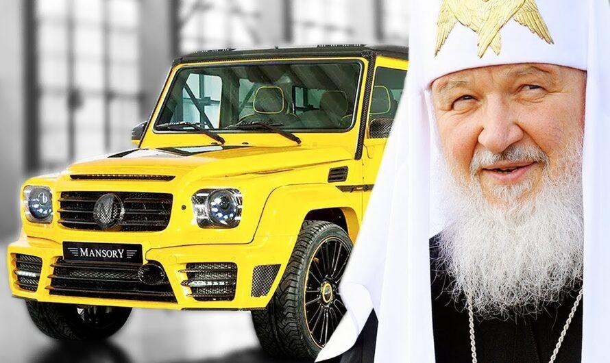 Московский патриархат предложил ввести спецномера для служителей РПЦ