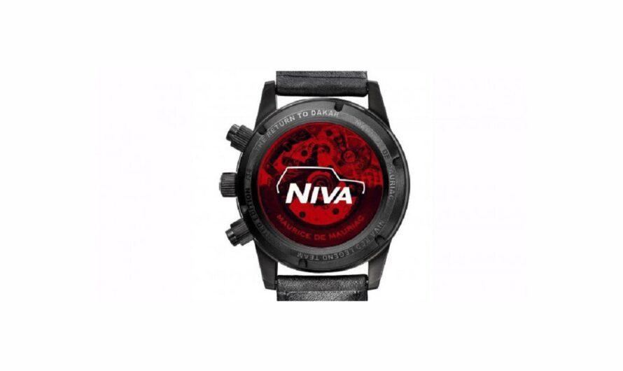 В Швейцарии выпустили наручные часы Niva (фото)