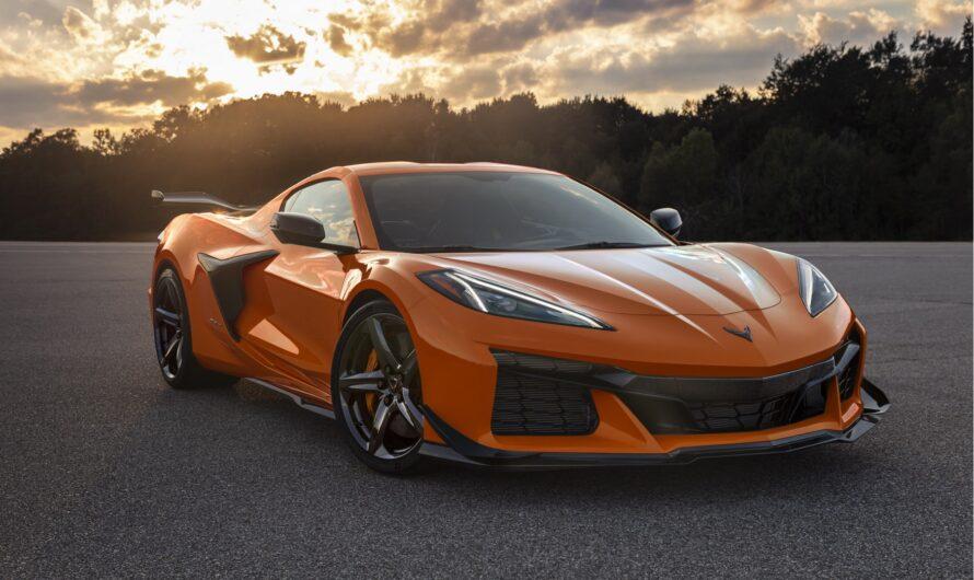 Новый Chevrolet Corvette Z06 готовится разрывать дорогие суперкары