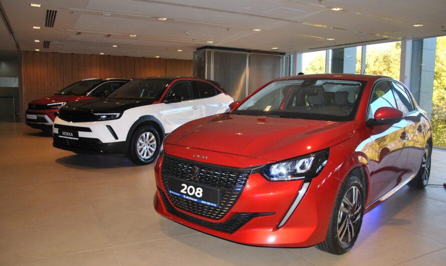 В Украине представят более десятка новых моделей Peugeot, Citroen, Opel и DS