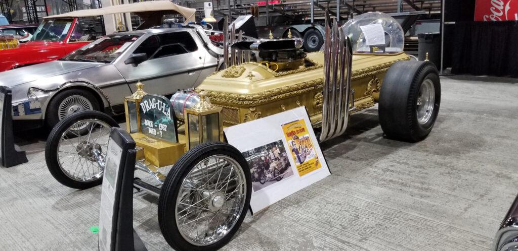 Уникальный автомобиль Дракулы продадут с аукциона (фото) 1