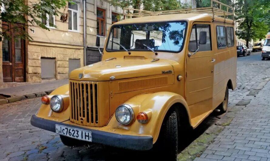 Очень необычный внедорожник сфотографировали во Львове